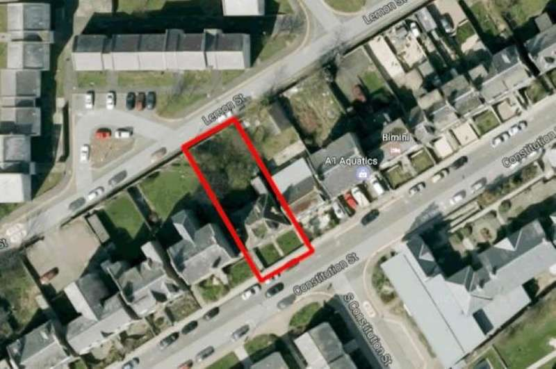 Plot Commercial for sale in 45-47, Plot Of Land, Constitution Street, Aberdeen