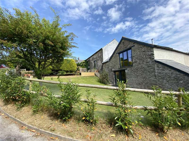 5 Bedrooms Parking Garage / Parking for sale in Blackawton, Totnes, Devon, TQ9