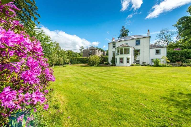 5 Bedrooms House for sale in Lot 1 The Mill House, Kippen Road, Fintry, Stirlingshire, G63