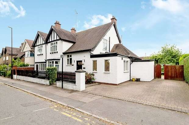 Detached House for sale in Stoney Road, Coventry, West Midlands, CV1 2NP