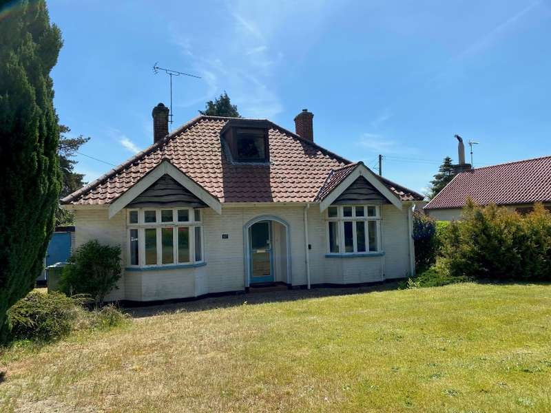 3 Bedrooms Bungalow for sale in 127 Buxton Road, Spixworth, Norwich, Norfolk