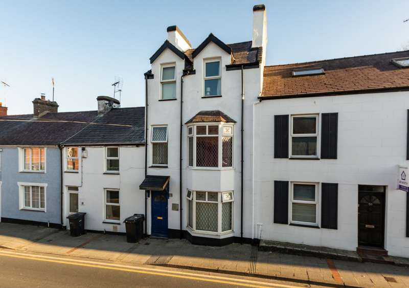 9 Bedrooms Terraced House for sale in High Street, Menai Bridge, Anglesey, LL59