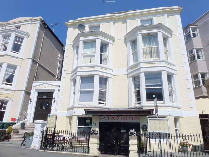 11 Bedrooms Terraced House for sale in Church Walks, Llandudno, Conwy, LL30