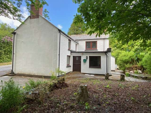 3 Bedrooms Detached House for sale in Davidstow