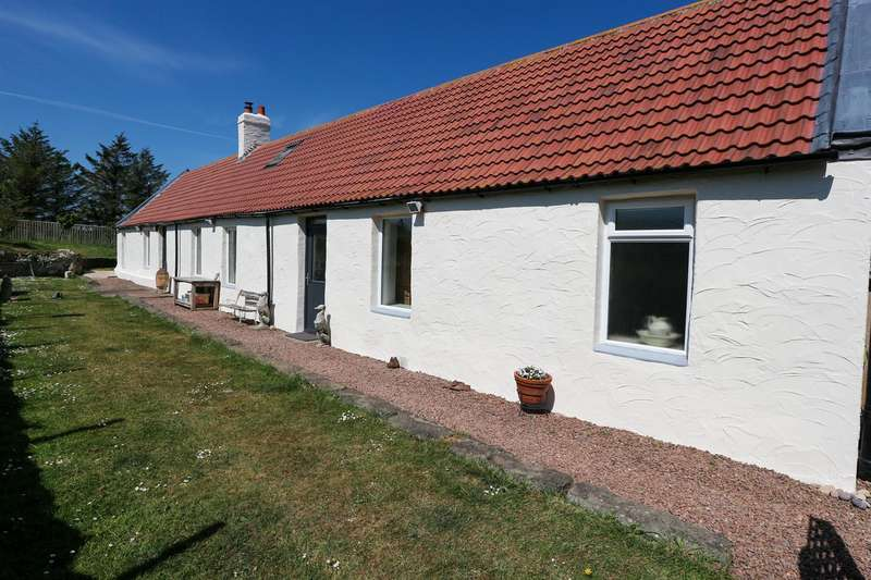 2 Bedrooms Cottage House for sale in West Flemington Farm Cottage, Burnmouth, Eyemouth