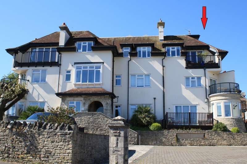3 Bedrooms Flat for sale in Grosvenor Road, Swanage, BH19