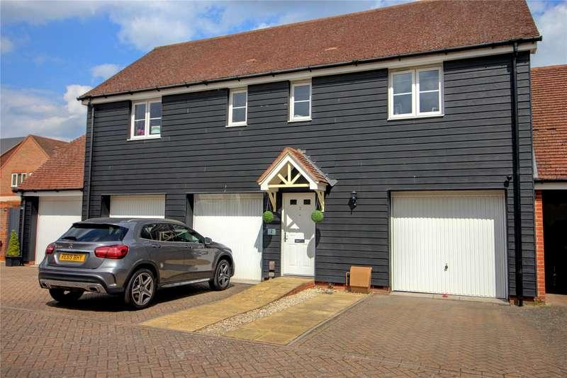 2 Bedrooms House for sale in Starlings Roost Jennetts Park, Bracknell, RG12