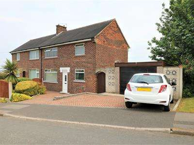3 Bedrooms Semi Detached House for sale in Clifford Road, Kimberworth Park, Rotherham