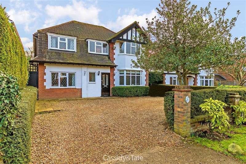 5 Bedrooms Property for sale in Sandpit Lane, St Albans, Hertfordshire - AL1 4BW