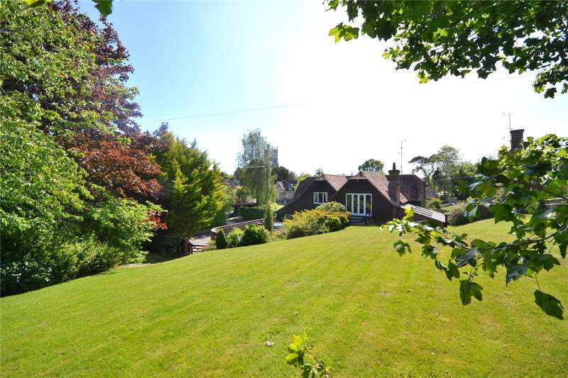 5 Bedrooms Detached House for sale in Church Street, Fontmell Magna, Shaftesbury, Dorset, SP7