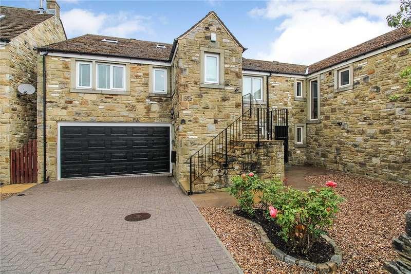 4 Bedrooms Link Detached House for sale in Old Hall Croft, Gargrave, Skipton, North Yorkshire