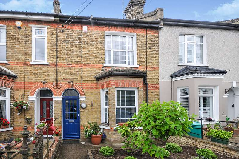 3 Bedrooms House for sale in Claremont Road, Swanley, Kent, BR8