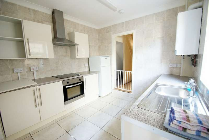 4 Bedrooms Property for rent in Florentia Street, Cathays CF24