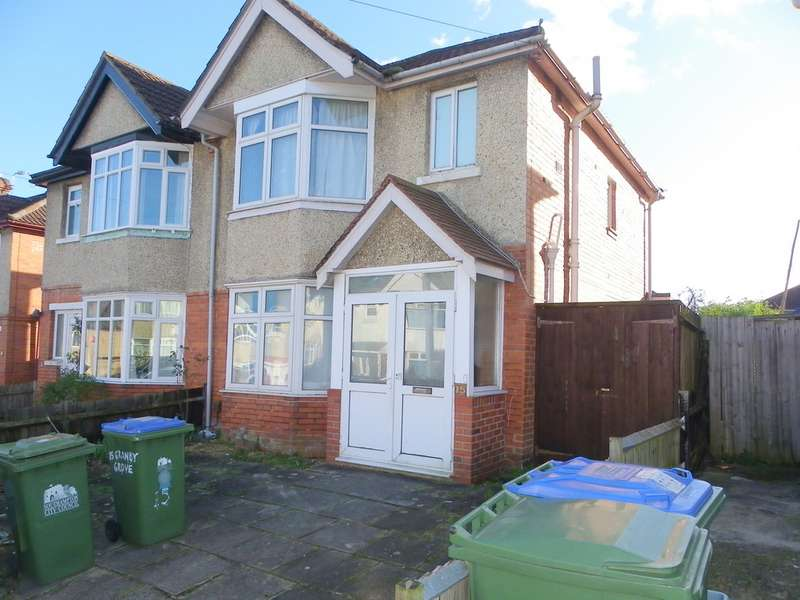 5 Bedrooms Semi Detached House for rent in Granby Grove, Highfield SO17