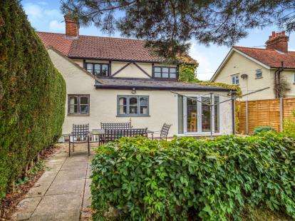 4 Bedrooms Semi Detached House for sale in Hoveton St John, Norwich, Norfolk