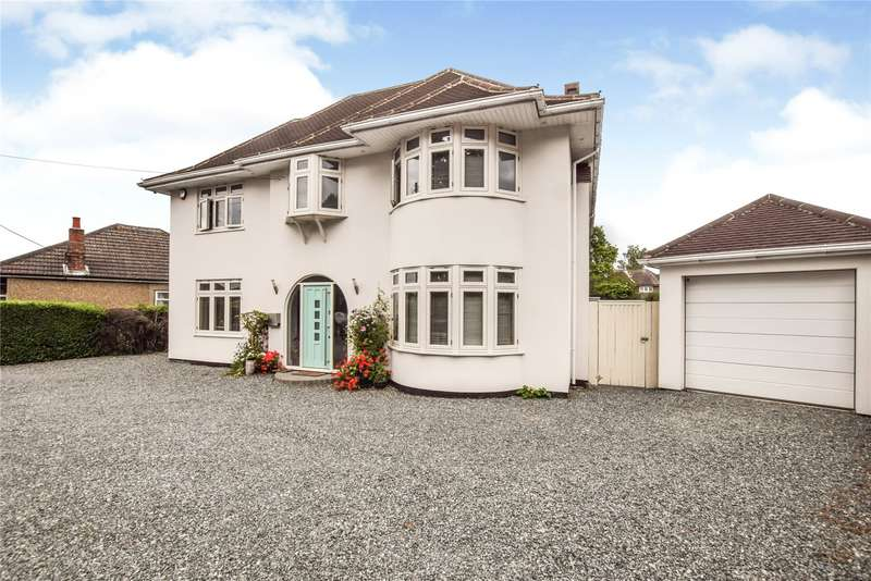 5 Bedrooms Detached House for sale in Ongar Road, Kelvedon Hatch, Brentwood, Essex