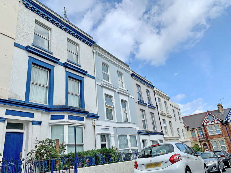 4 Bedrooms Terraced House for sale in St. James Place East, The Hoe, Plymouth, Devon, PL1 3AS