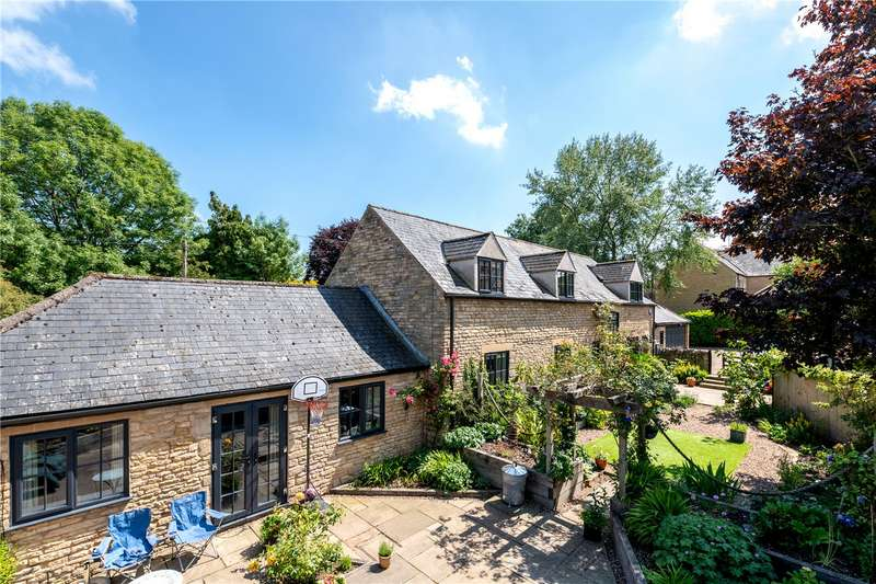 4 Bedrooms Detached House for sale in Witham-on-the-Hill, Bourne, PE10