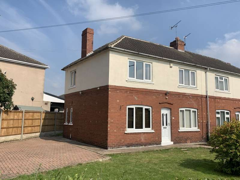 3 Bedrooms Semi Detached House for sale in Ellison Street, Thorne,Doncaster, South Yorkshire, DN8