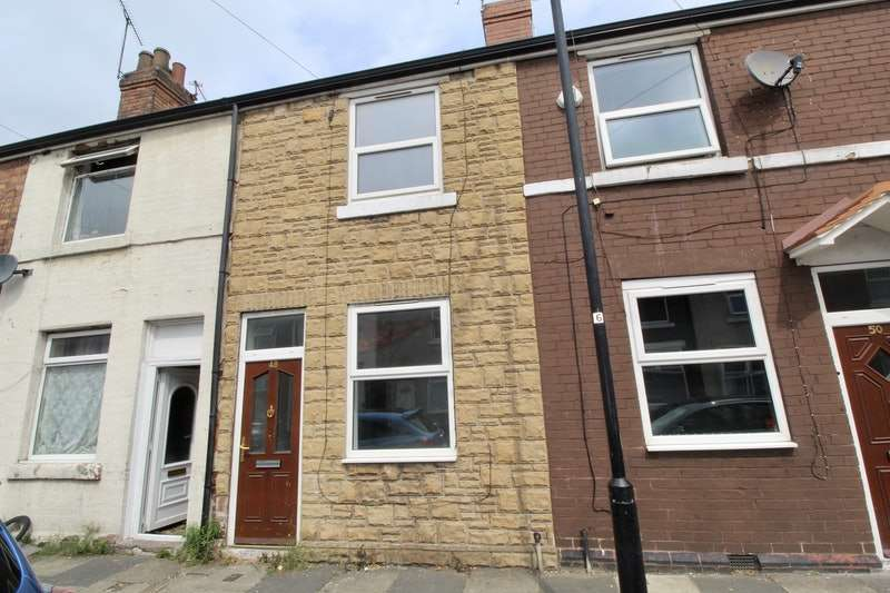 2 Bedrooms Terraced House for sale in Selborne Street, Rotherham, South Yorkshire, S65