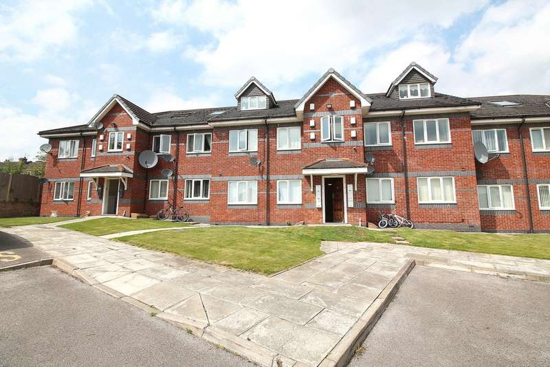 2 Bedrooms Apartment Flat for rent in Randle Mews, Sayce Street, Widnes WA8
