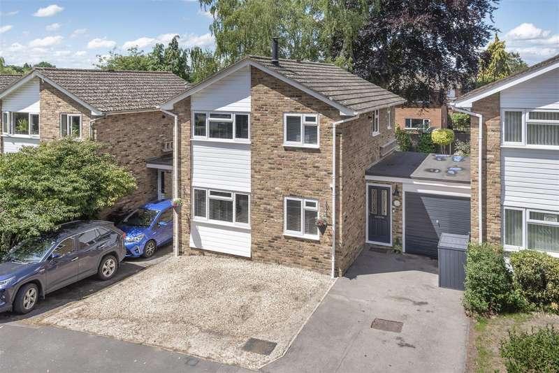 3 Bedrooms Link Detached House for sale in Mornington Avenue, Finchampstead, Berkshire, RG40 4UE