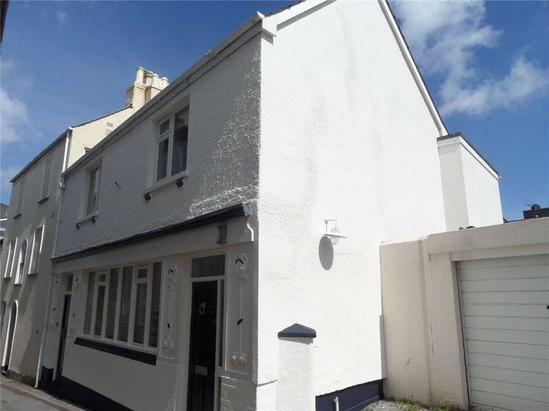 4 Bedrooms End Of Terrace House for sale in Clarence Street, Dartmouth, Devon, TQ6