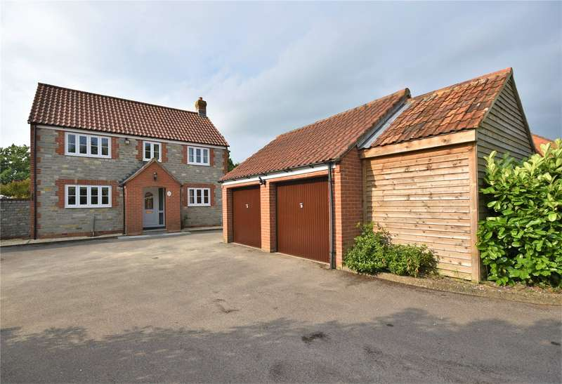 4 Bedrooms Detached House for sale in The Willows, Langport, Somerset, TA10