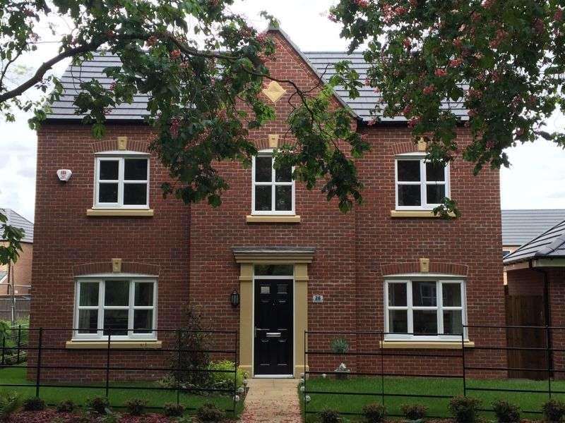 4 Bedrooms Property for sale in Marconi Close, Coventry