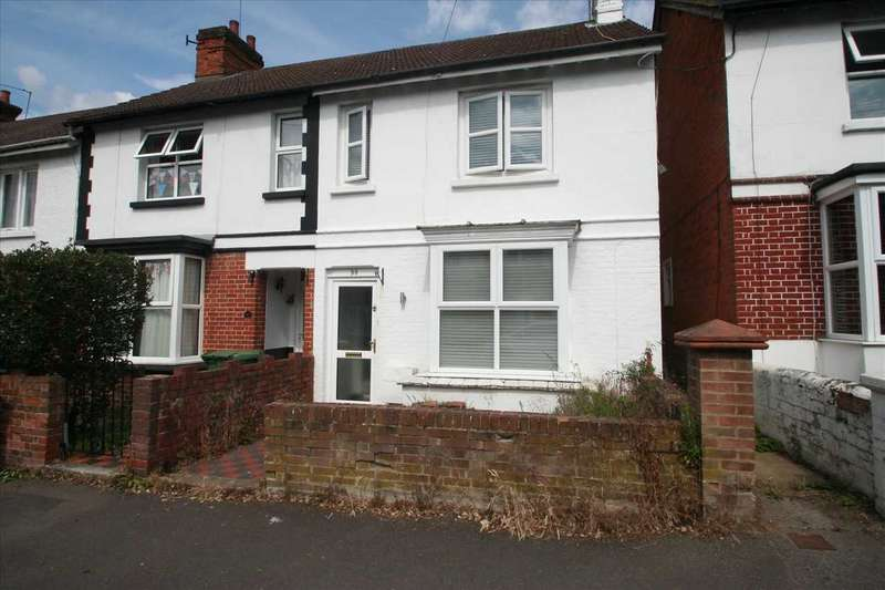 3 Bedrooms End Of Terrace House for sale in Brook Vale, Basingstoke, Hampshire