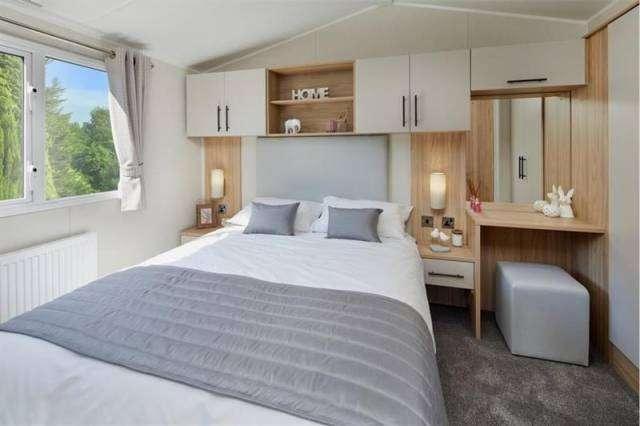 3 Bedrooms Caravan Mobile Home for sale in Silver Sands, Moray
