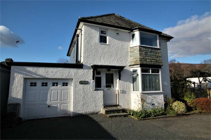 3 Bedrooms Detached House for sale in Glentarn, Crosthwaite Road, KESWICK, Cumbria