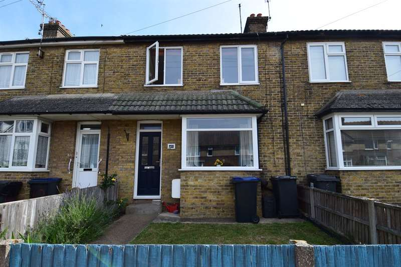 2 Bedrooms Terraced House for sale in Westmeads Road, Whitstable
