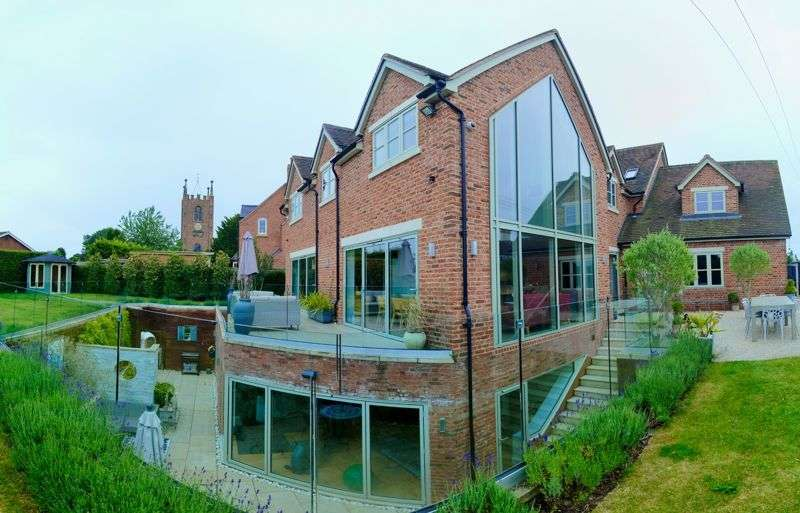 4 Bedrooms Property for sale in Seighford, Stafford