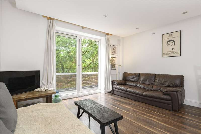2 Bedrooms Property for sale in Aubert Court, Avenell Road, Highbury N5