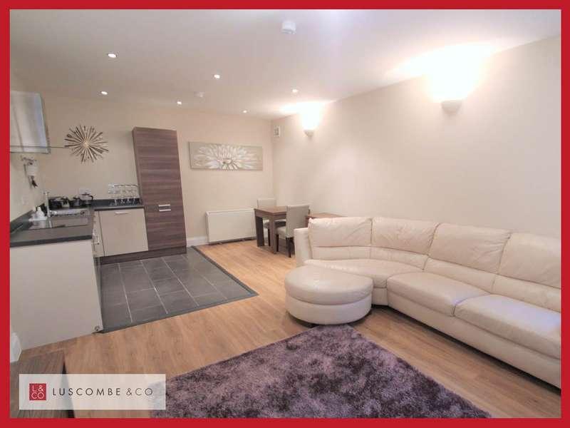 1 Bedroom Flat for sale in Pentonville, Newport,