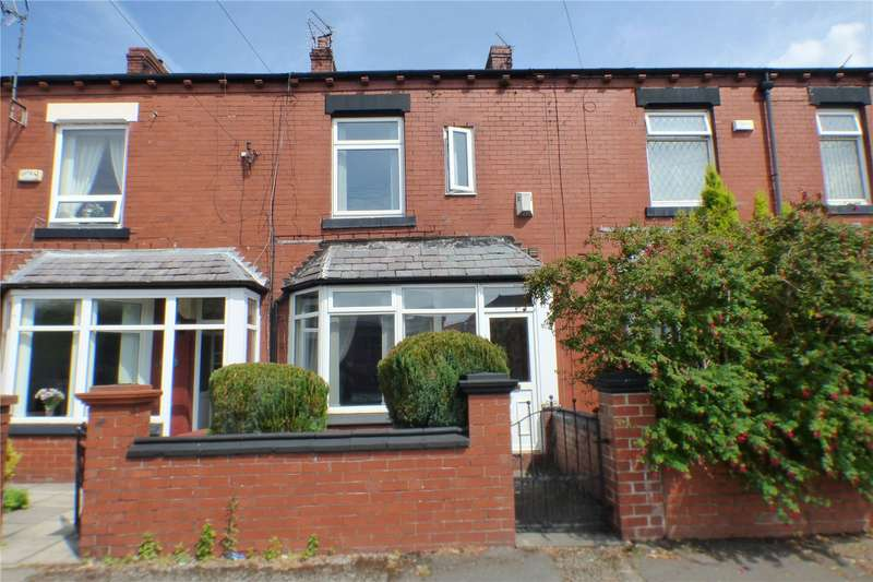 2 Bedrooms Terraced House for sale in Burnley Lane, Chadderton, Oldham, Greater Manchester, OL1