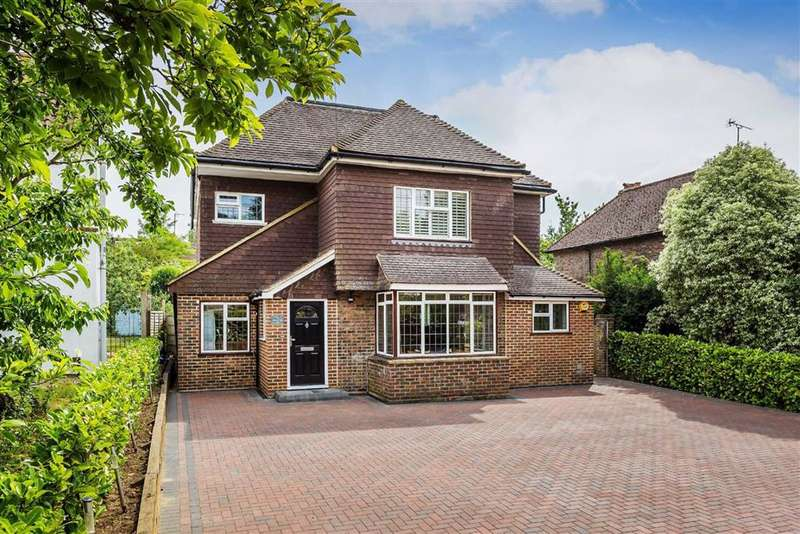 6 Bedrooms Detached House for sale in Chalkpit Lane, Oxted, Surrey