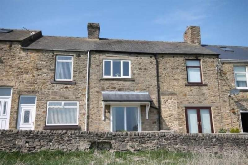 2 Bedrooms Terraced House for rent in Prospect Terrace, Bishop Auckland
