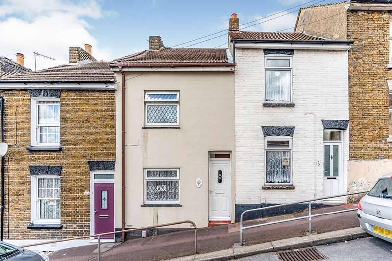 2 Bedrooms House for sale in Whitehorse Hill, Chatham, Kent, ME5