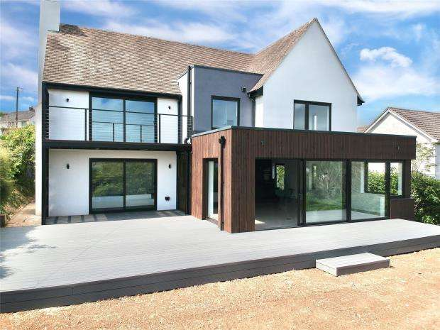 3 Bedrooms Detached House for sale in Burscombe Lane, Sidmouth, Devon