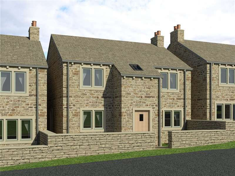 4 Bedrooms Detached House for sale in Lumb Mill Farm, Carr Head Lane, Glusburn, North Yorkshire