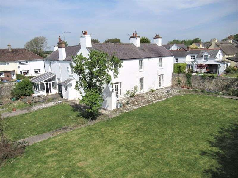 5 Bedrooms Property for sale in Ty Mawr, Llanbethery, Vale of Glamorgan