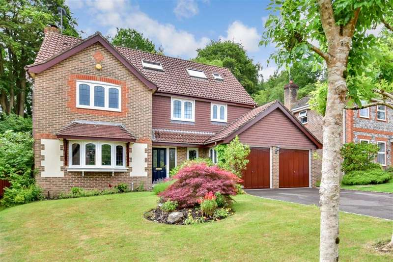 5 Bedrooms Detached House for sale in Osborne Road, , Crowborough, East Sussex