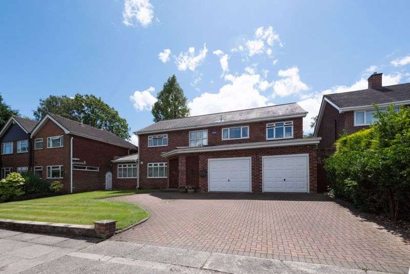 6 Bedrooms Property for sale in Quickswood Close, Woolton, Liverpool, L25