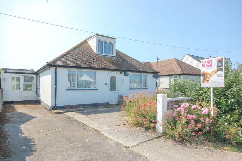 3 Bedrooms Detached Bungalow for sale in Daimler Avenue, Herne Bay