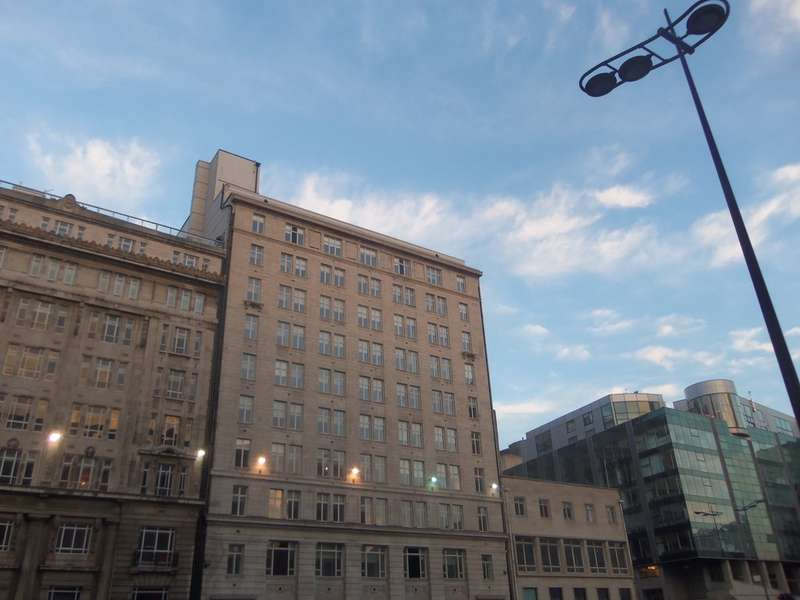 1 Bedroom Apartment Flat for rent in The Strand, Liverpool L2