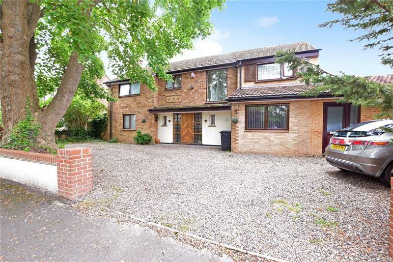 4 Bedrooms Detached House for sale in Henley Road, Taunton, TA1