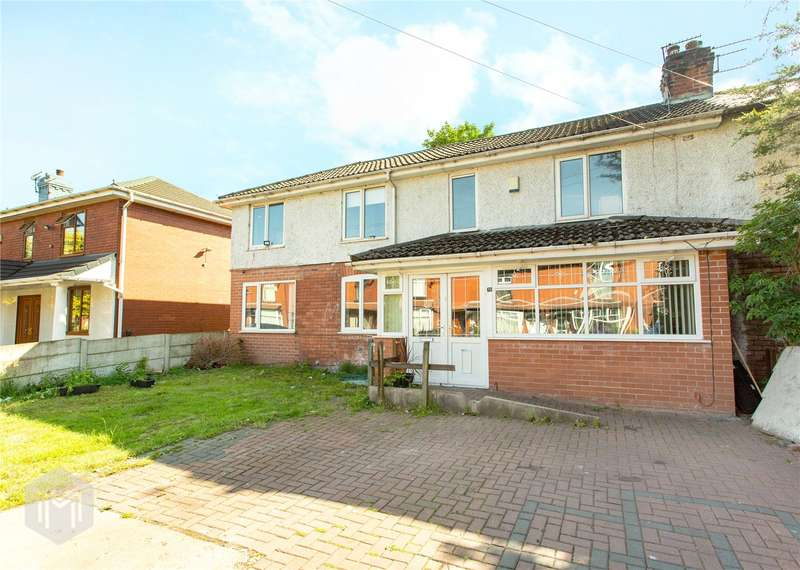 5 Bedrooms Semi Detached House for sale in Westbourne Avenue, Bolton, Greater Manchester, BL3