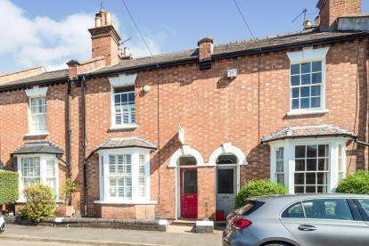 3 Bedrooms Terraced House for sale in Trinity Street, Leamington Spa, Warwickshire, England